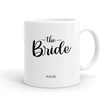 Groom & Bride (Bride), Κούπα, κεραμική, 330ml (1 τεμάχιο)