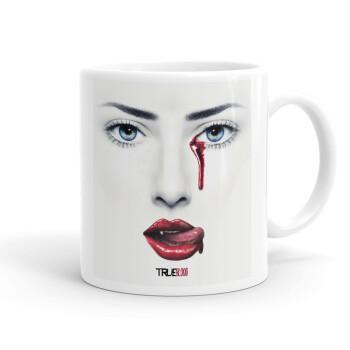 True blood, Κούπα, κεραμική, 330ml (1 τεμάχιο)
