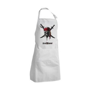 Pirates of the Caribbean, Ποδιά μαγειρικής BBQ Ενήλικων