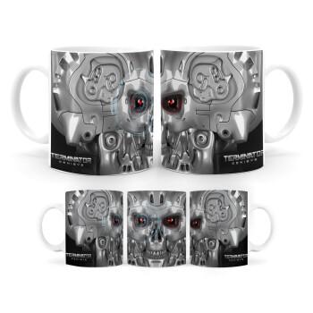 Terminator, Κούπα, κεραμική, 330ml (1 τεμάχιο)