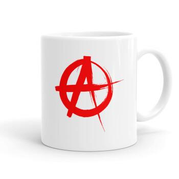 Anarchy, Κούπα, κεραμική, 330ml (1 τεμάχιο)