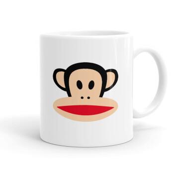 Monkey, Κούπα, κεραμική, 330ml (1 τεμάχιο)