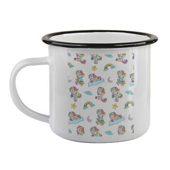 Unicorn pattern,