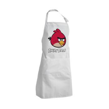 Angry birds Terence, Ποδιά μαγειρικής BBQ Ενήλικων