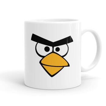 Angry birds eyes, Κούπα, κεραμική, 330ml (1 τεμάχιο)