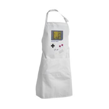 Gameboy, Ποδιά μαγειρικής BBQ Ενήλικων