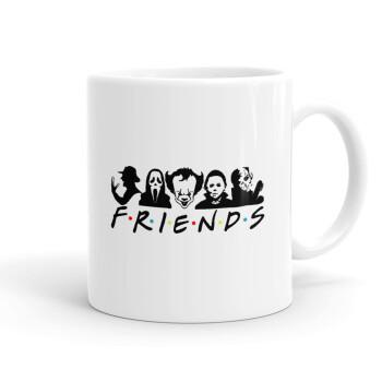 Halloween Friends, Κούπα, κεραμική, 330ml (1 τεμάχιο)