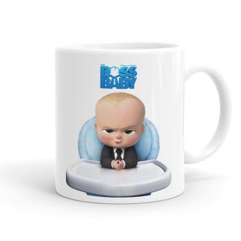 The boss baby, Κούπα, κεραμική, 330ml (1 τεμάχιο)