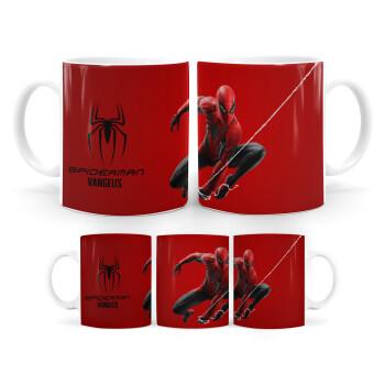 Spiderman, Κούπα, κεραμική, 330ml (1 τεμάχιο)