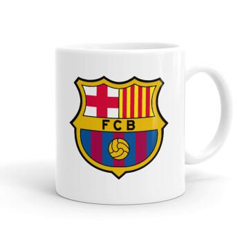 Barcelona FC, Κούπα, κεραμική, 330ml (1 τεμάχιο)