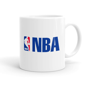 NBA, Κούπα, κεραμική, 330ml (1 τεμάχιο)