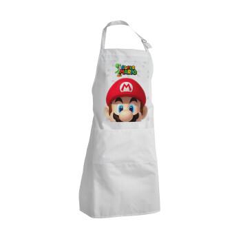 Super mario, Ποδιά μαγειρικής BBQ Ενήλικων