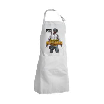 PUBG battleground royale, Ποδιά μαγειρικής BBQ Ενήλικων