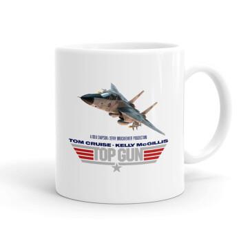 Top Gun, Κούπα, κεραμική, 330ml (1 τεμάχιο)