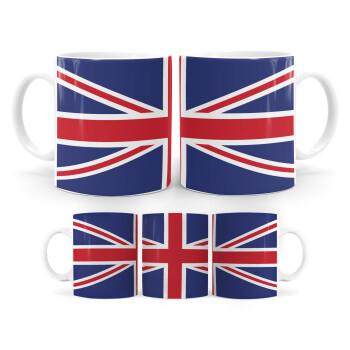 Σημαία Αγγλίας UK, Κούπα, κεραμική, 330ml (1 τεμάχιο)