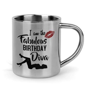 I am the fabulous Birthday Diva,