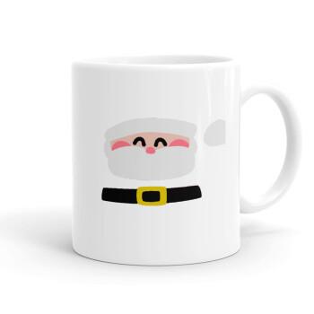 Simple Santa, Κούπα, κεραμική, 330ml (1 τεμάχιο)