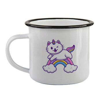 Cute cat unicorn,