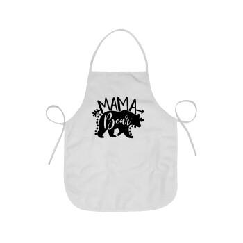 Mama Bear, Ποδιά μαγειρικής Ενηλίκων (63x75cm)