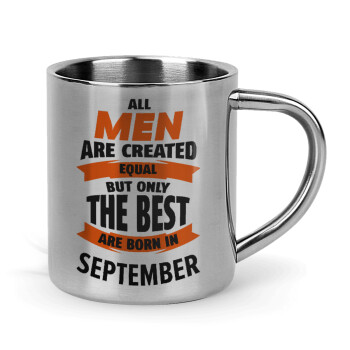 All men are created equal but only the best are born in September,
