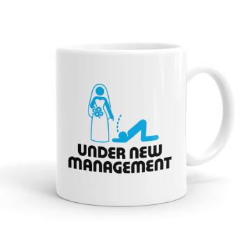 Under new Management, Κούπα, κεραμική, 330ml (1 τεμάχιο)