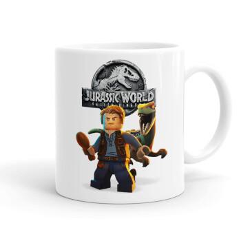 Jurassic world, Κούπα, κεραμική, 330ml (1 τεμάχιο)