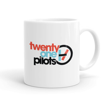 Twenty one pilots, Κούπα, κεραμική, 330ml (1 τεμάχιο)