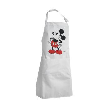 Mickey Classic, Ποδιά μαγειρικής BBQ Ενήλικων