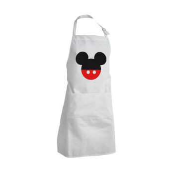 Mickey head, Ποδιά μαγειρικής BBQ Ενήλικων