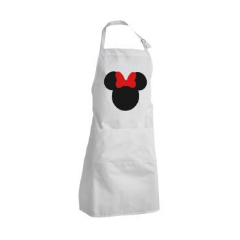 Minnie head, Ποδιά μαγειρικής BBQ Ενήλικων