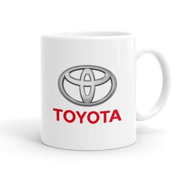 Toyota, Κούπα, κεραμική, 330ml (1 τεμάχιο)
