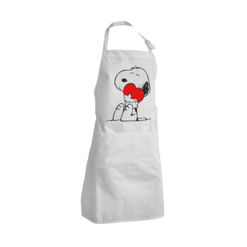 Snoopy, Ποδιά μαγειρικής BBQ Ενήλικων