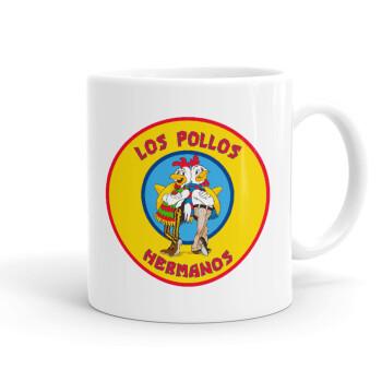 Los Pollos Hermanos, Κούπα, κεραμική, 330ml (1 τεμάχιο)
