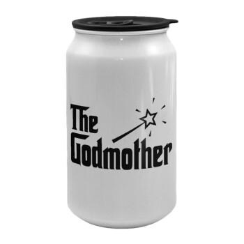 The Godmather, Κούπα ταξιδιού μεταλλική με καπάκι (tin-can) 500ml