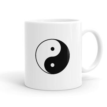 Yin Yang, Κούπα, κεραμική, 330ml (1 τεμάχιο)