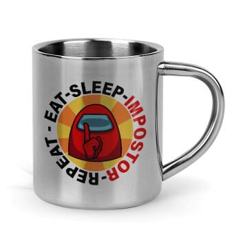 Among US Eat Sleep Repeat Impostor,