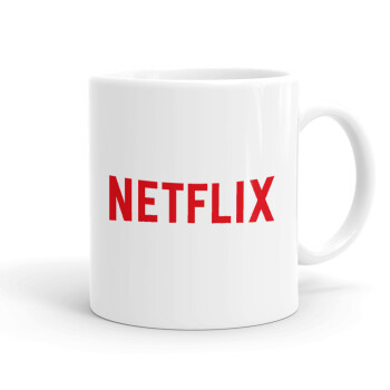 Netflix, Κούπα, κεραμική, 330ml (1 τεμάχιο)