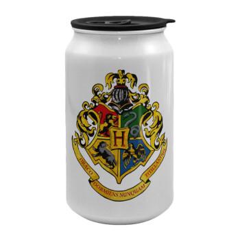 Hogwart's, Κούπα ταξιδιού μεταλλική με καπάκι (tin-can) 500ml