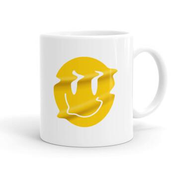 Smile avatar distrorted, Κούπα, κεραμική, 330ml (1 τεμάχιο)
