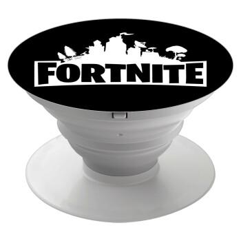 Fortnite, Pop Socket Λευκό Βάση Στήριξης Κινητού στο Χέρι