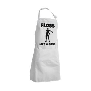 Fortnite Floss Like a Boss, Ποδιά μαγειρικής BBQ Ενήλικων