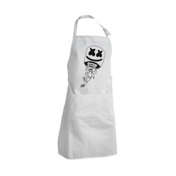 Fortnite Marshmello, Ποδιά μαγειρικής BBQ Ενήλικων