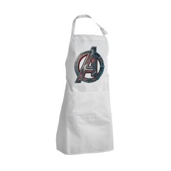 Avengers, Ποδιά μαγειρικής BBQ Ενήλικων