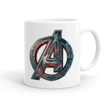 Avengers, Κούπα, κεραμική, 330ml (1 τεμάχιο)