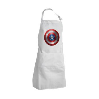 Captain America, Ποδιά μαγειρικής BBQ Ενήλικων