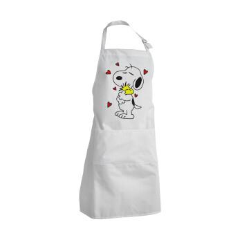 Snoopy Love, Ποδιά μαγειρικής BBQ Ενήλικων