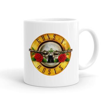 343Guns N' Roses, Κούπα, κεραμική, 330ml (1 τεμάχιο)