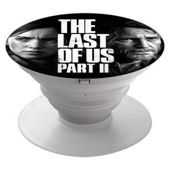 Last of us 2, Pop Socket Λευκό Βάση Στήριξης Κινητού στο Χέρι