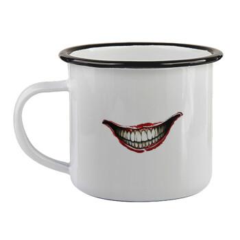 Joker smile,