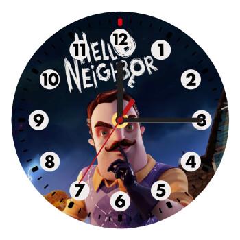 Hello Neighbor,